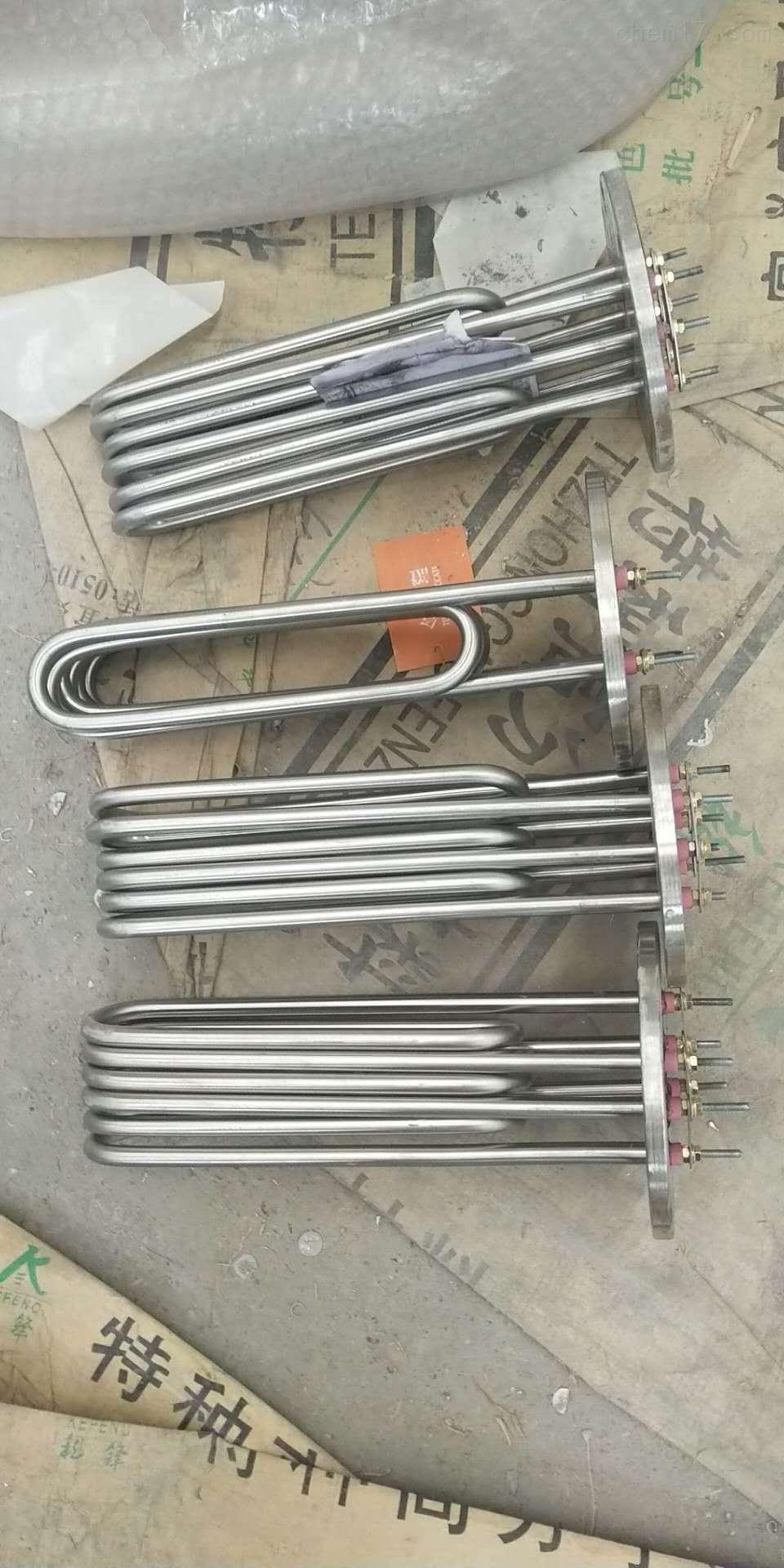生产SRY4型管状电加热器