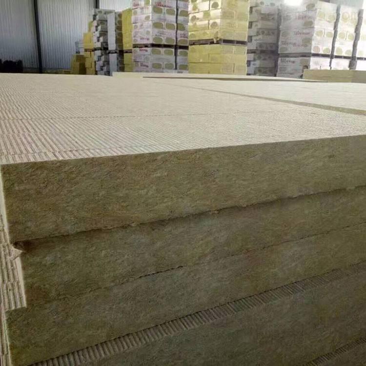 建筑岩棉板外墙保温材料如何施工