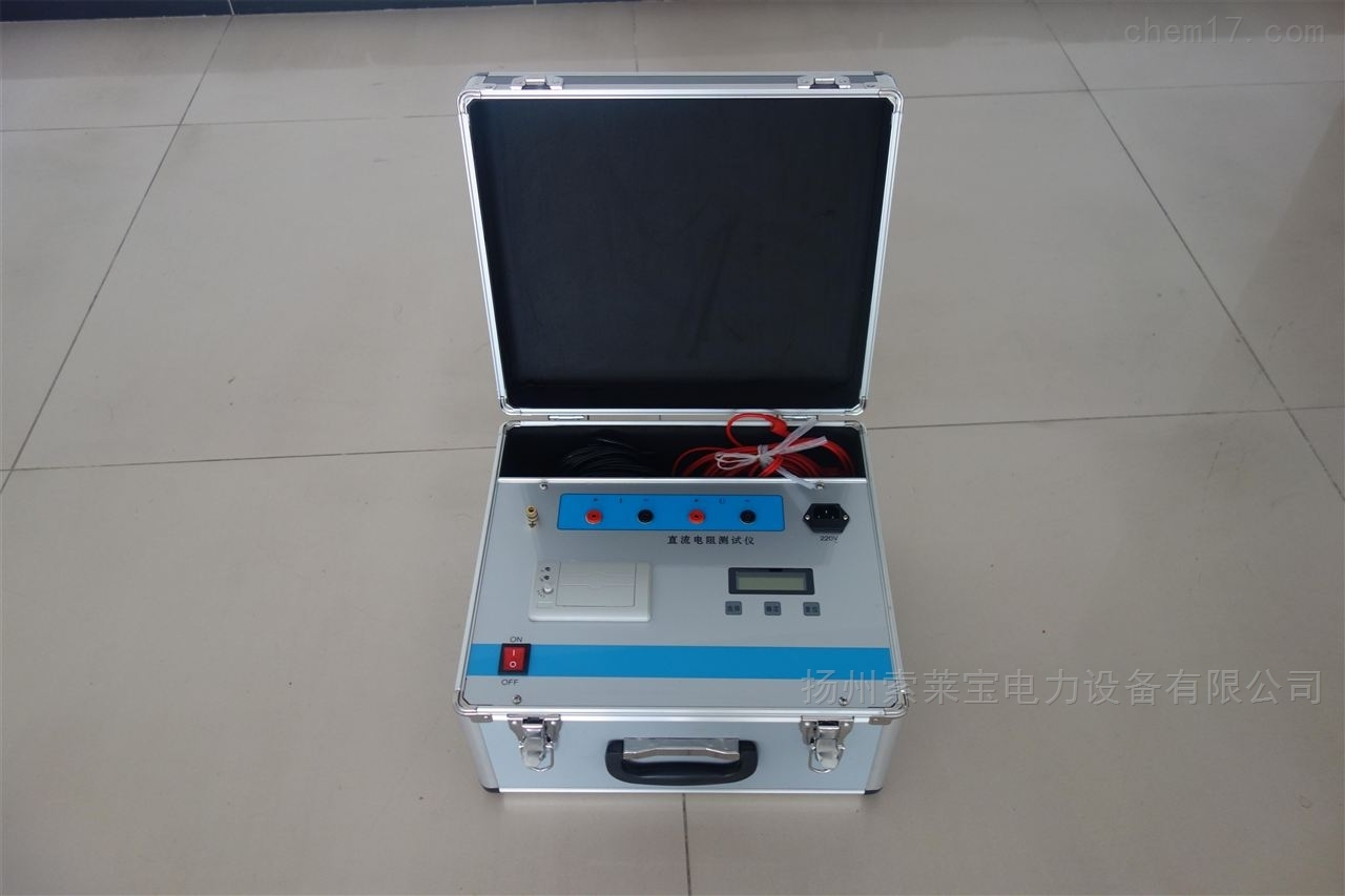 SLB-D直流电阻测量仪一级承装(修、试)