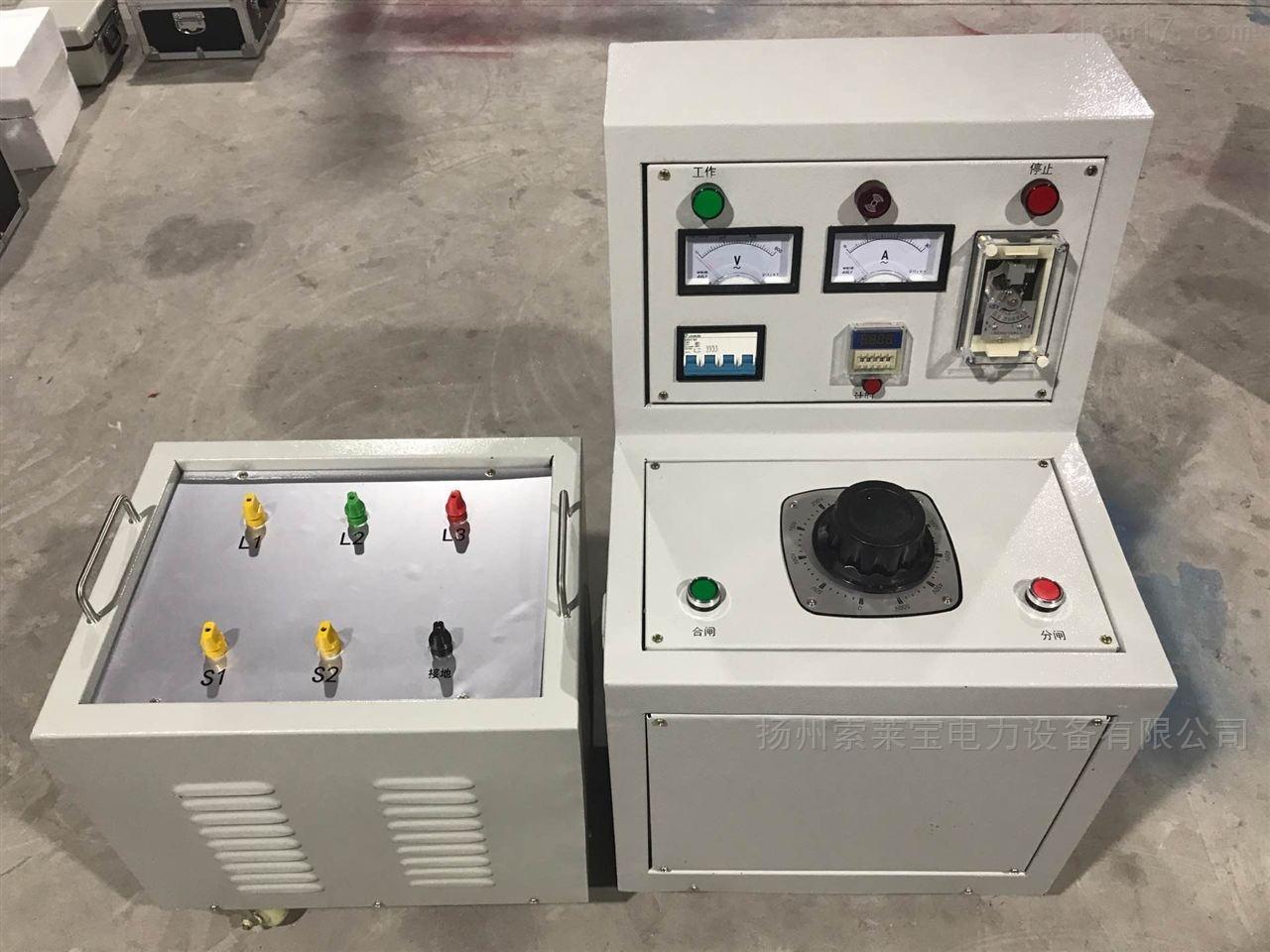 五级承装江苏三倍频变压器试验装置