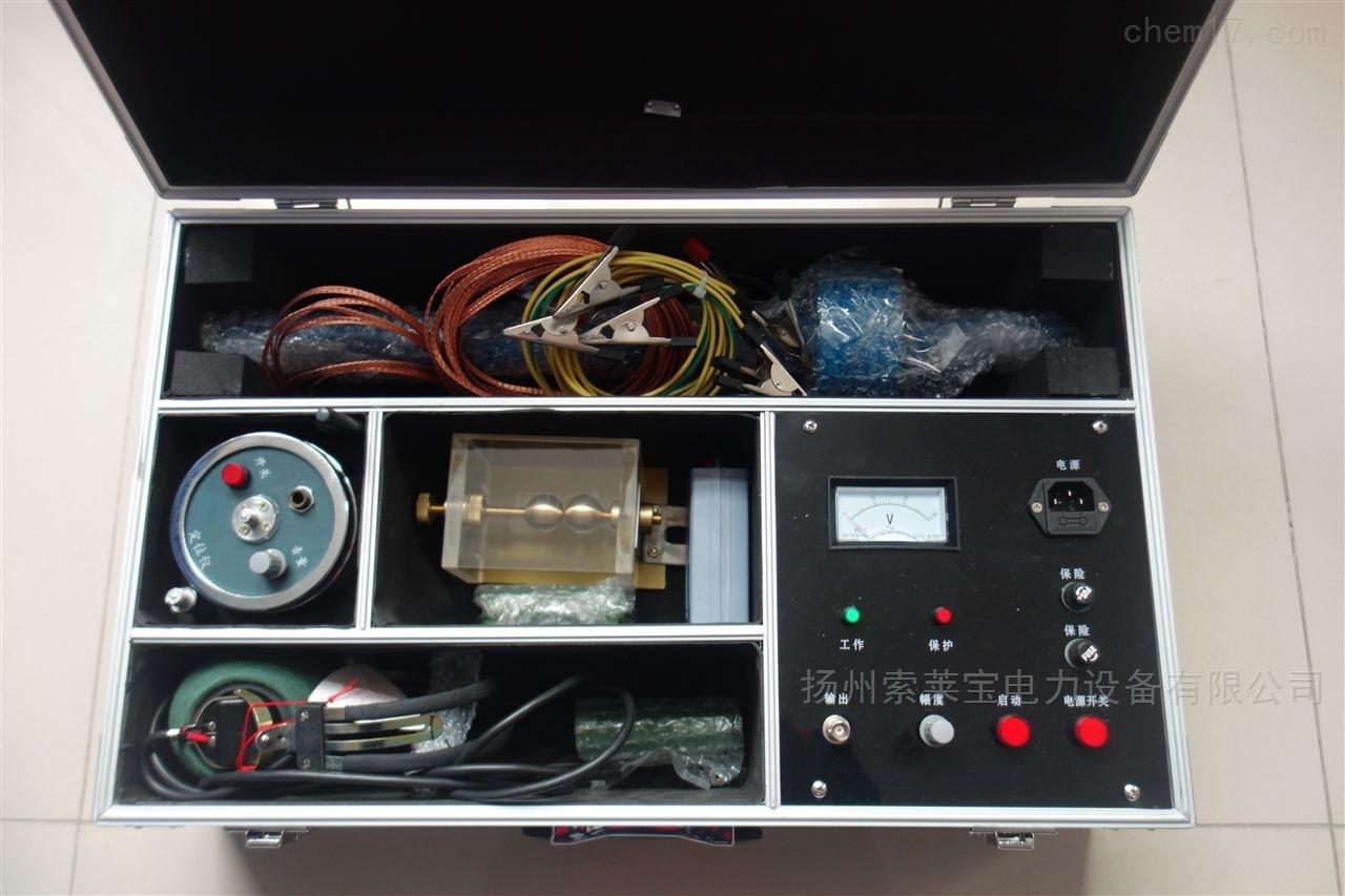 四级承装(修、试)便捷式电缆故障探测议