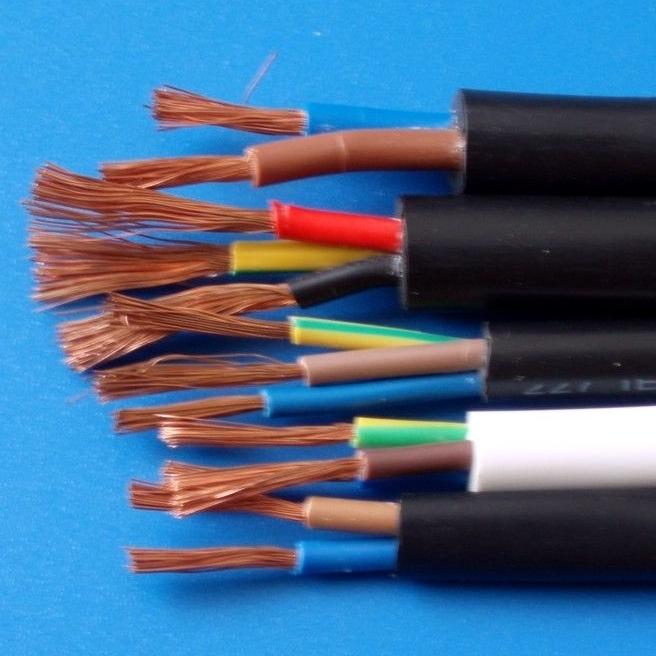 耐火屏蔽电缆50米起订