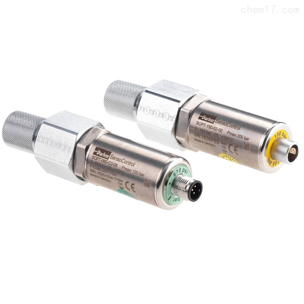 美国派克PARKER压力及温度传感器