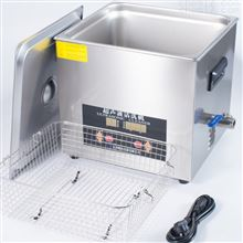 MJ-10GT长沙县频率可调加热型数控超声波清洗机