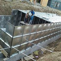 松原地埋式消防泵站水箱的制作安装要求