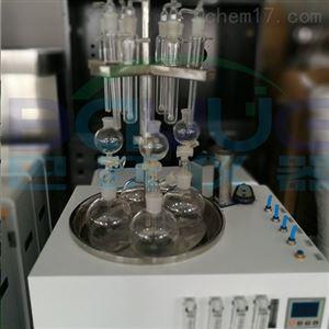 硫化物测定吹气装置