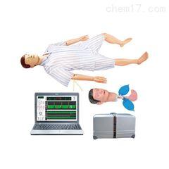 综合心肺复苏急救护理训练模拟人