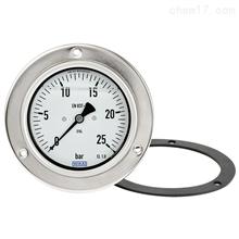 PG23CP德国威卡WIKA不锈钢材质波登管压力表