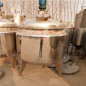 本厂闲置二手自吸式发酵罐