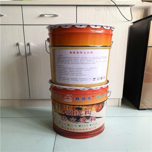 油性膨胀型防火涂料包工包料