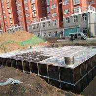 通辽地埋式消防水箱厂家