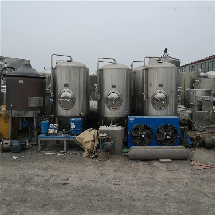 回收出售二手啤酒发酵罐