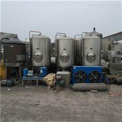出售500L二手自酿啤酒设备发酵罐