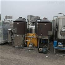 100L-2000L出售二手啤酒发酵罐
