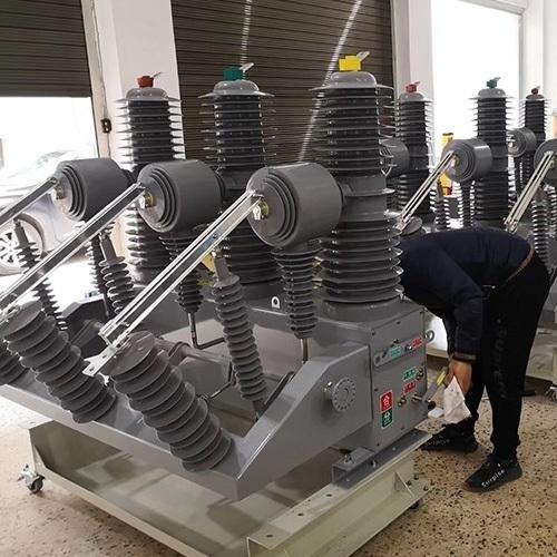 厂家西安平高ZW32-40.5高原型高压断路器