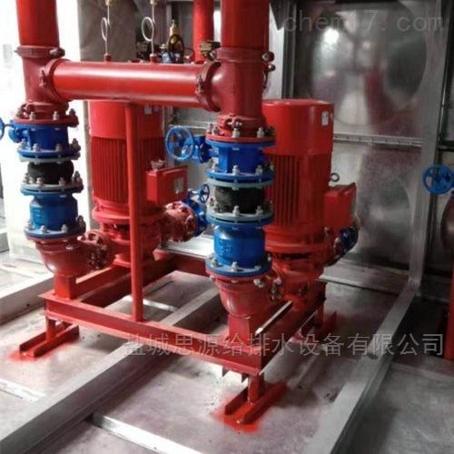 抗浮式地埋箱泵一体化水箱底板与造价