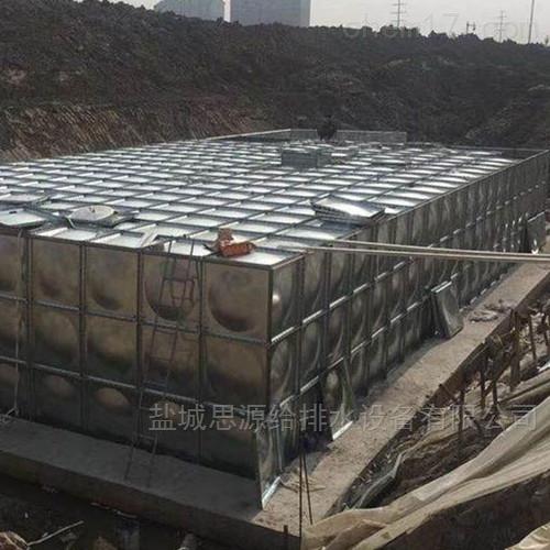 广东地埋式消防供水设备