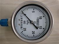 Y E-100 膜盒压力表