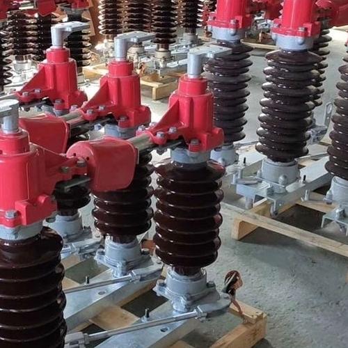 铜管GW4线路型高压隔离开关35KV电站型