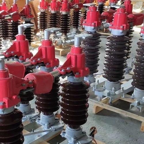 四川厂家GW4-40.5柱上户外高压隔离开关