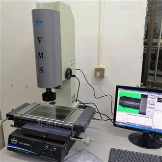 VMS-2010G万濠手动影像仪