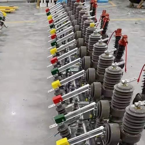 智能10KV高压断路器工业园