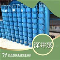 充水式电机175QJ深井潜水泵运行稳定寿命长