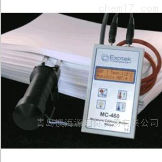 MC-460-S10P纸张水分测定仪日本进口