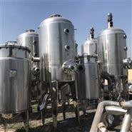 长期回收二手单效浓缩蒸发器