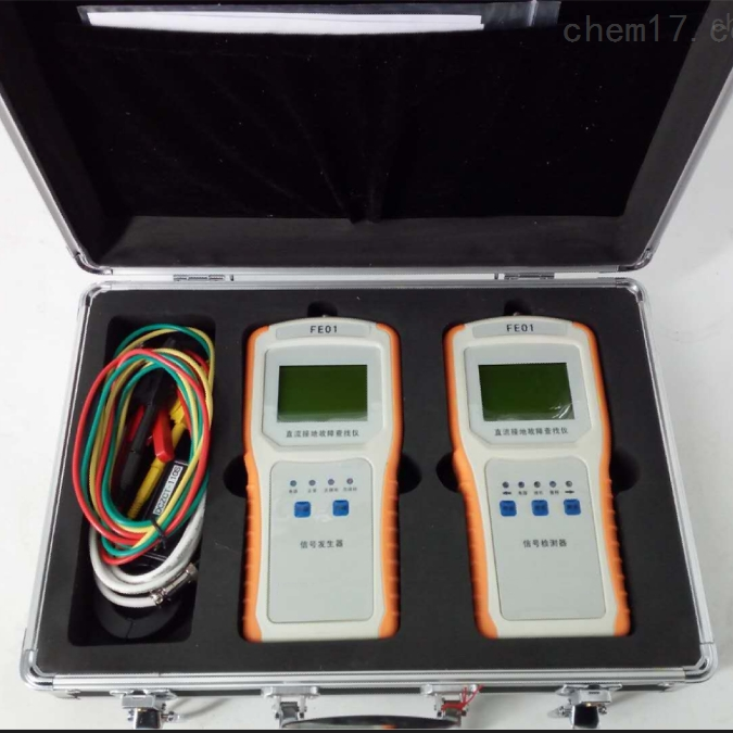 PDF3000便携直流接地故障测试仪