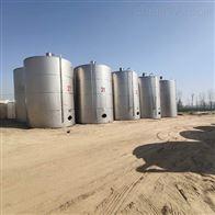 二手不锈钢单层封闭式储罐山东厂家供应