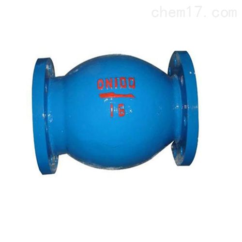 HQ44X微阻球形止回阀