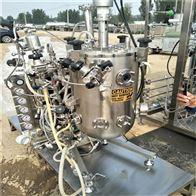 回收二手全自动磁力搅拌法发酵罐