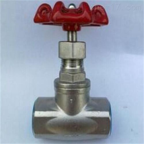 J11W内螺纹针型阀
