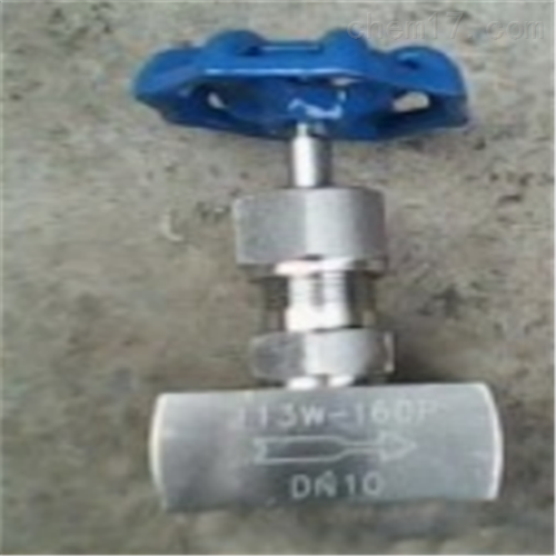 J13W内螺纹针型阀