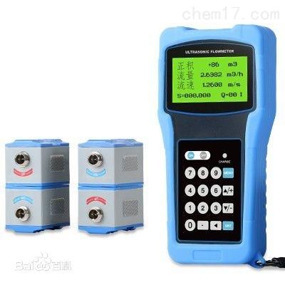 超声波流量计测量
