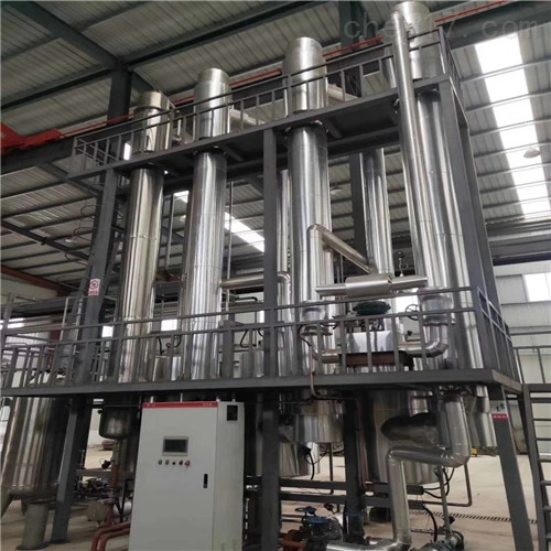 二手三效降膜蒸发器回收