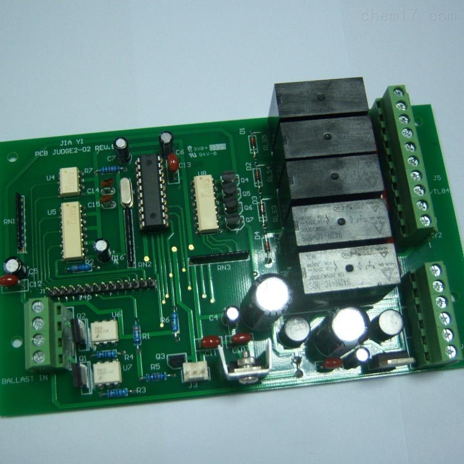 Judge-II灯箱继电器电路板