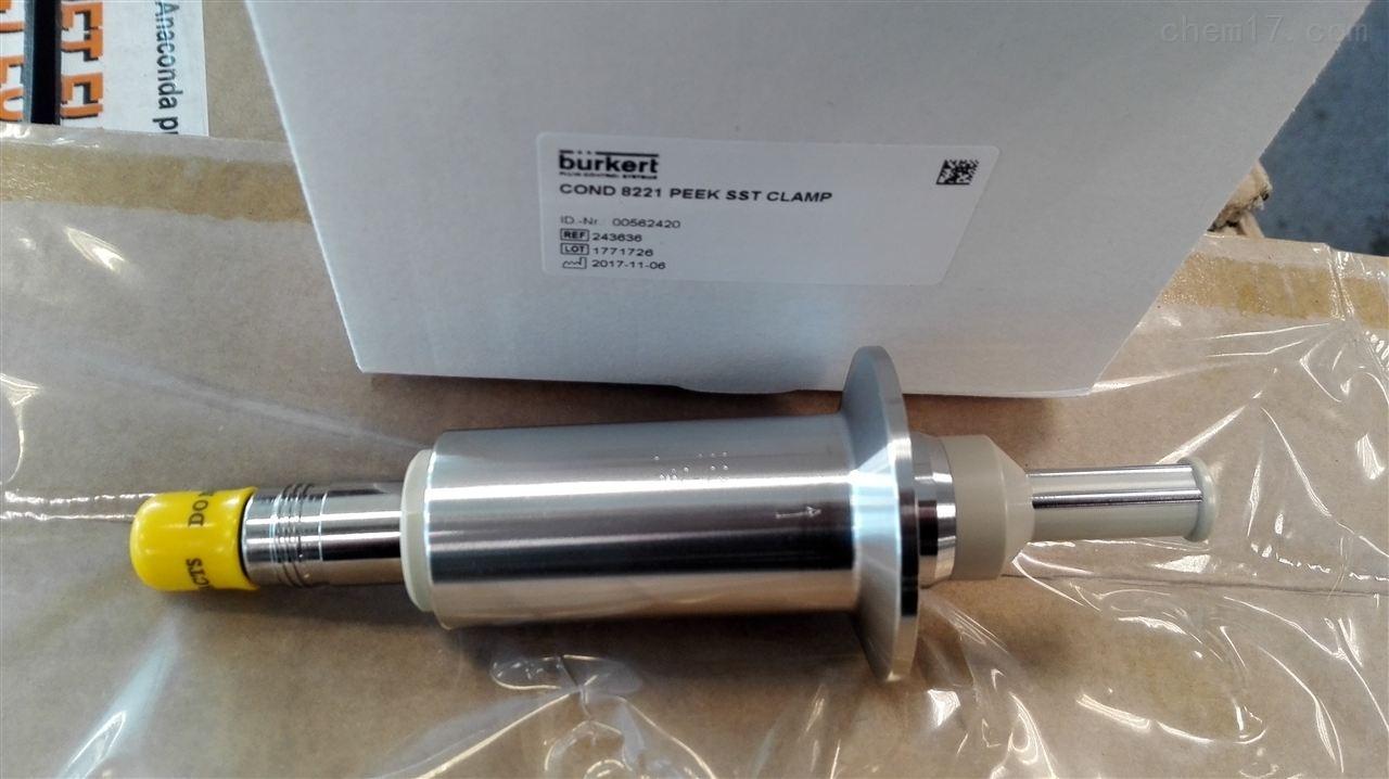 宝德电导率传感器8221,8222,8228型卫生级