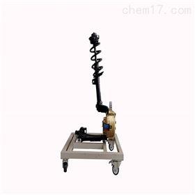 悬挂总成解剖模型,带A臂驱动轴和制动器