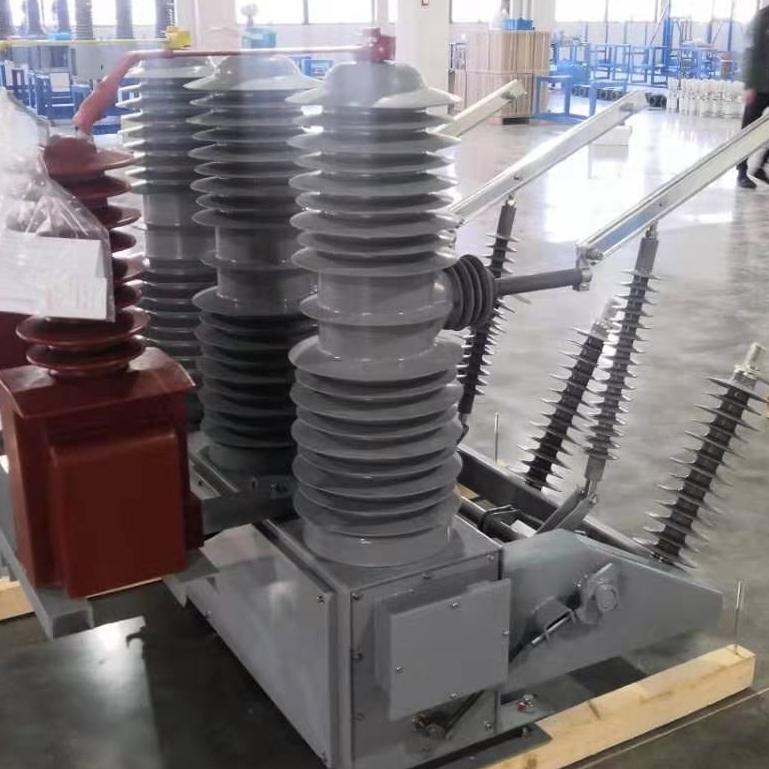 郑州市ZW32-35KV高压分界真空断路器