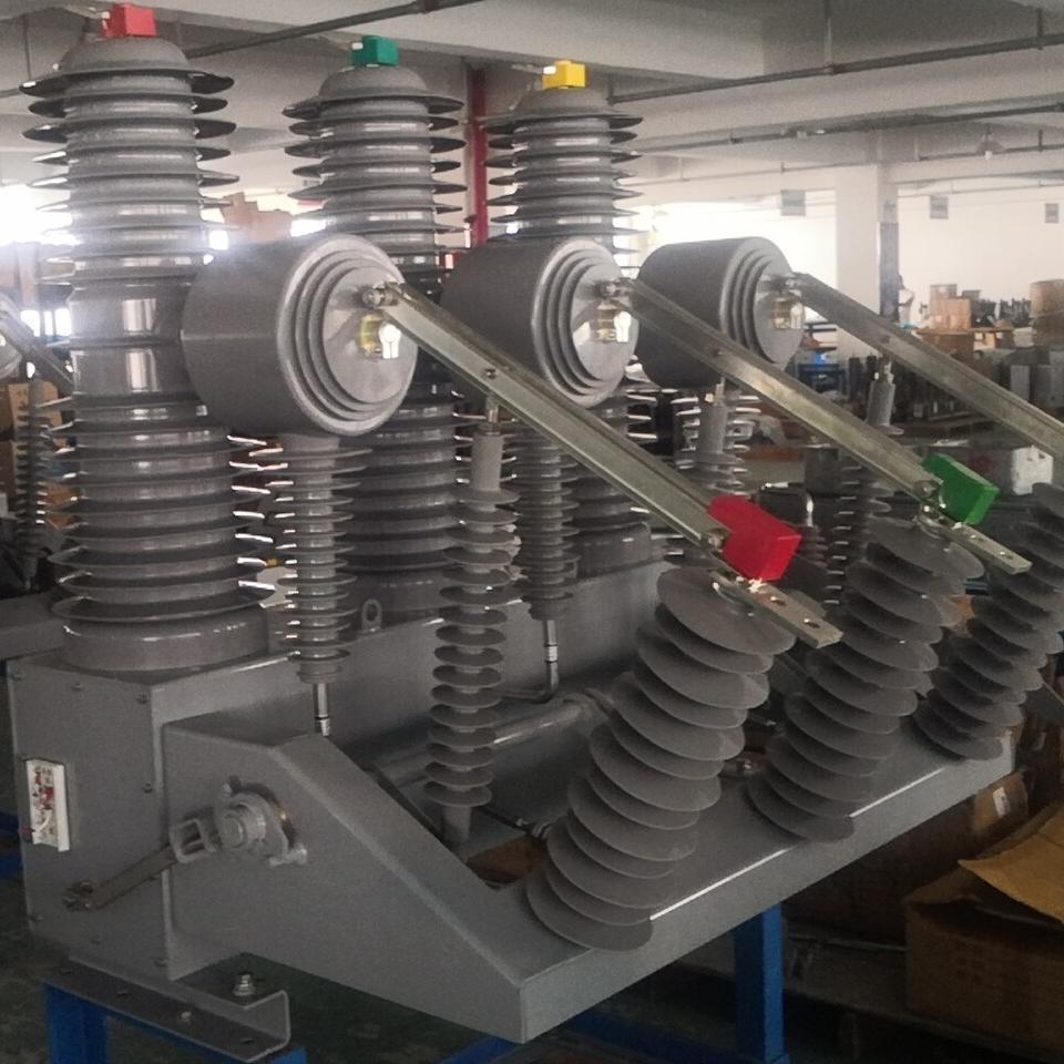 郑州市快速分断35KV高压户外真空断路器厂家