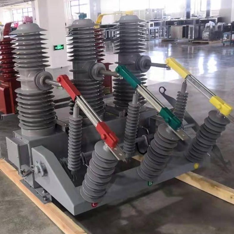 快速分断电力zw32-35kv高压断路器送货上门