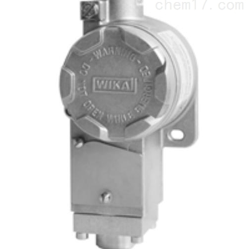 WIKA紧凑型压力开关,防爆外壳Ex-d