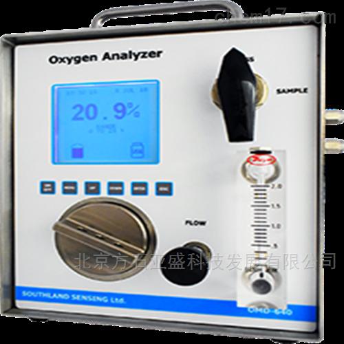 便携微量氧气分析仪0-1PPM