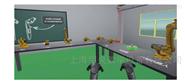 VR机器人结构认知与拆装仿真系统
