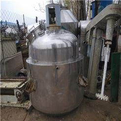 盛隆出售二手不锈钢反应釜