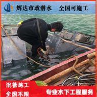 潜水员作业(潜水服务咨询)
