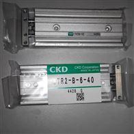 CAC-N・UCAC-N日本喜开理CKD轻量夹紧气缸