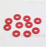 订做红色钢纸密封垫耐油钢纸垫片厂家